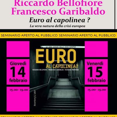 euro al capolinea? La vera natura della crisi europea (Cinisello Balsamo, 14-15 febbraio 2019) [PDF]