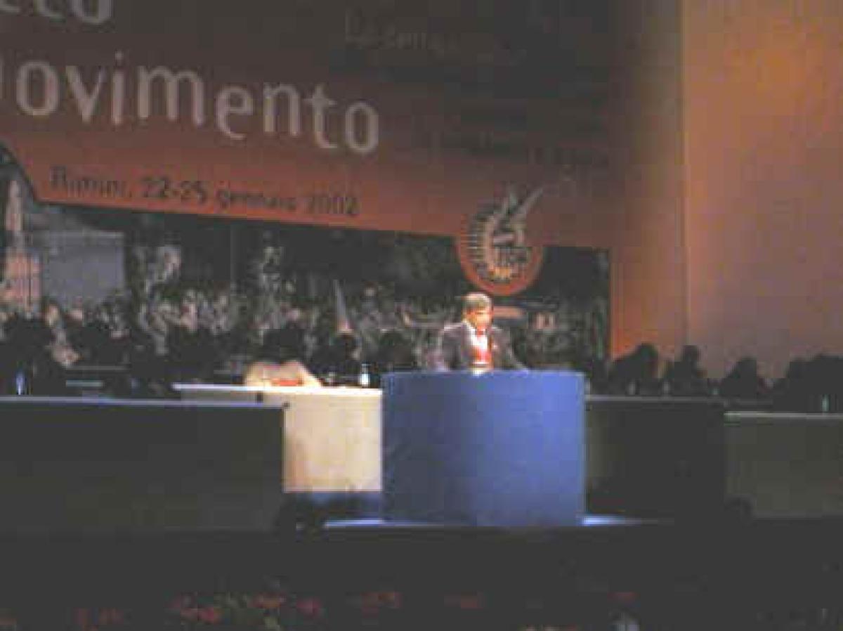 XXII Congresso Fiom 6