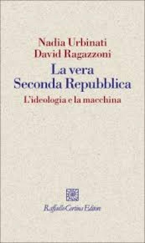 """copertina """"La vera Seconda Repubblica"""""""