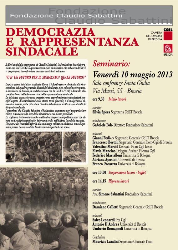 Programma Brescia