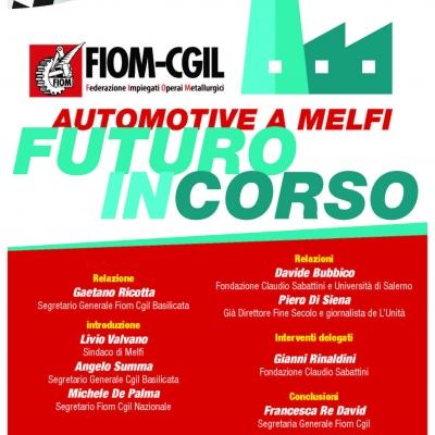 Automotive a Melfi. Futuro in corso [Melfi, 6 giugno 2019]