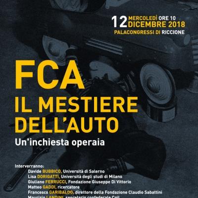 FCA Il mestiere dell'auto. Un'inchiesta operaia