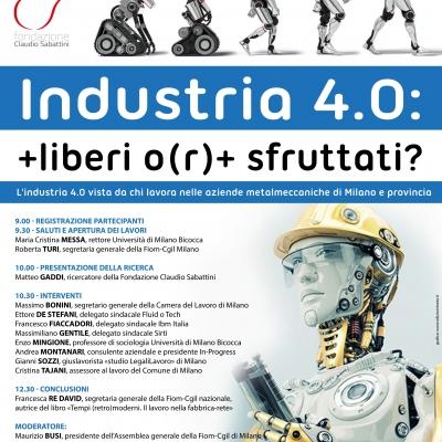 industria 4.0: +liberi o(r)+ sfruttati?